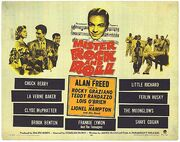 1957 - Mister Rock and Roll Movie Poster