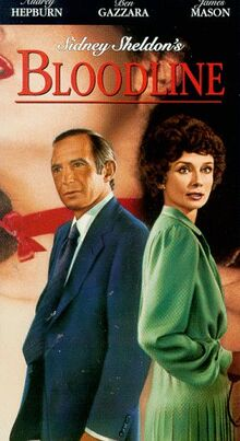 1979 - Bloodline VHS Cover