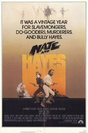 1983 - Nate and Hayes Movie Poster