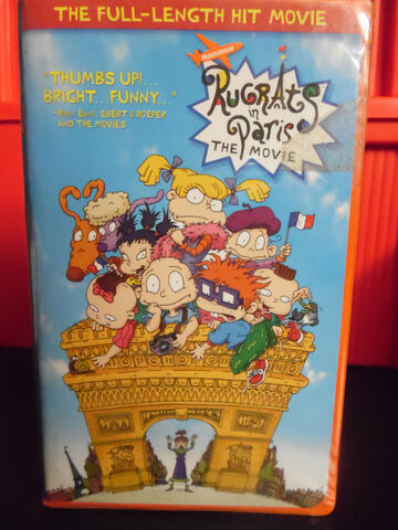 File:Rugrats in Paris The Movie VHS.jpeg