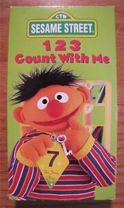 123 Count With Me VHS