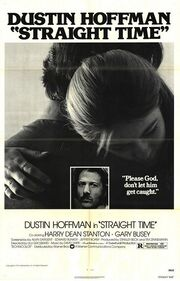 1978 - Straight Time Movie Poster