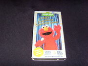 Elmo's Sing Along Guessing Game VHS