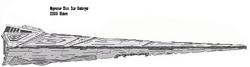 Oppressor Class Star Destroyer