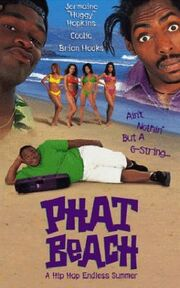 1996 - Phat Beach Movie Poster