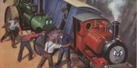George the Steamroller/Gallery