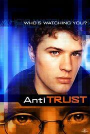2001 - Antitrust Movie Poster 3