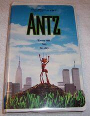 VHS Antz