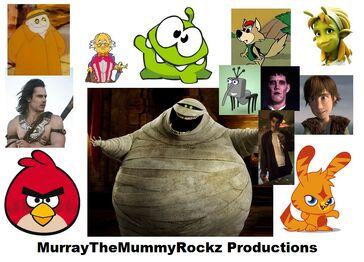 MurrayTheMummyRockz Productions