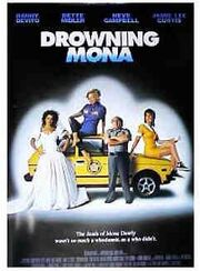 2000 - Drowning Mona Movie Poster