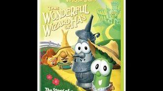 Previews From Veggietales The Wonderful Wizard Of Ha's 2007 DVD (Warner Home Video Print)