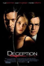 2008 - Deception Movie Poster 2