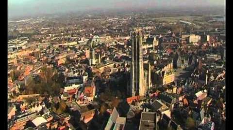 De toren vanuit de lucht 02 40 sec