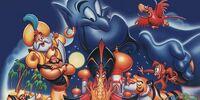 Opening to Aladdin 1992 Theater (Regal Cinemas)