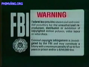 Asiaview Entertainment FBI Warning Screen