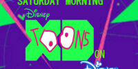Saturday Morning Disney XD Toons On Disney Channel (United States)/Full Grid for 2017