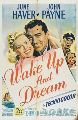 File:1946 - Wake Up and Dream Movie Poster.jpg