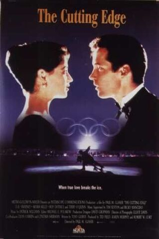 File:1992 - The Cutting Edge Movie Poster -2.jpg