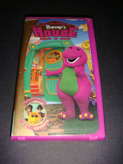 Come On Over To Barney's House VHS