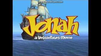 Opening to Jonah A VeggieTales Movie 2003 DVD-0