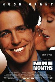 1995 - Nine Months Movie Poster