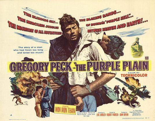 File:1954 - The Purple Plain Movie Poster 1.jpg