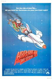 1982 - Airplane II - The Sequel Movie Poster
