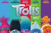 2016 - Trolls Movie Poster