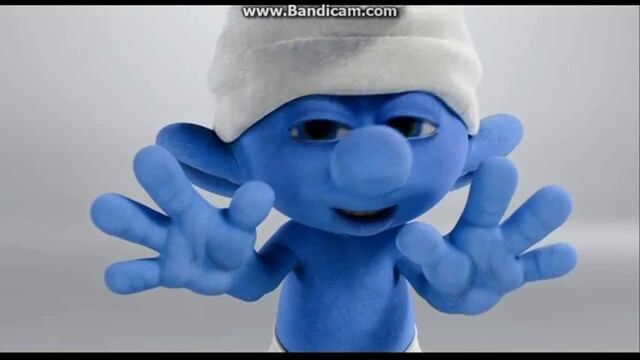 File:A Smurf too close to your screen.jpg