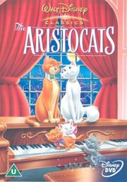The aristocats uk dvd
