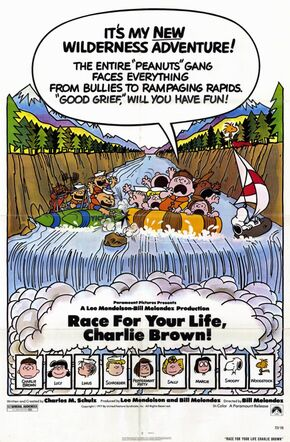 1977 - Race for Your Life, Charlie Brown