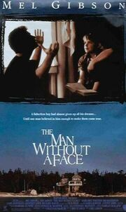 1993 - The Man Without a Face Movie Poster