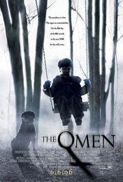 The omen 2006 poster