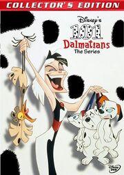 101 Dalmatians Series DVD