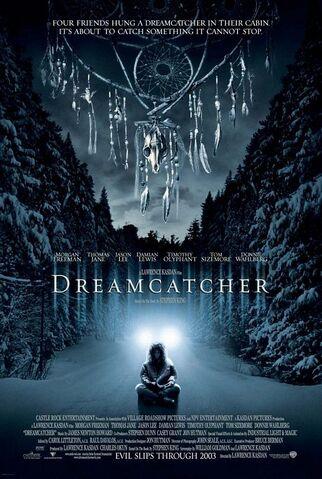 File:2003 - Dreamcatcher Movie Poster.jpg
