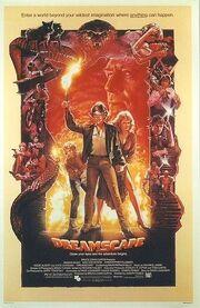 1984 - Dreamscape Movie Poster