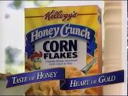 Honey Crunch Corn Flakes Commercial 1996