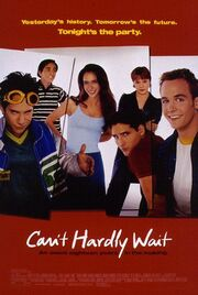 1998 - Can't Hardly Wait Movie Poster
