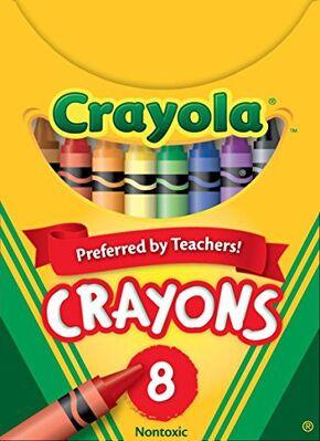1885 - Crayola Colors