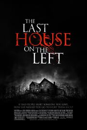 2009 - The Last House on the Left Movie Poster