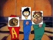 Alex, Sanjay and Carl