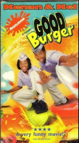 File:Good Burger VHS.jpg
