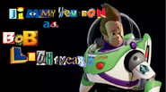 Jimmy Neutron as Buzz Lightyear