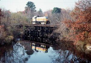 1989 - 'Charles River Bay'