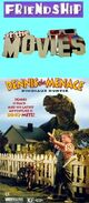 Friendship At The Movies - Dennis the Menace Dinosaur Hunter