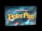 Peter Pan VHS Preview