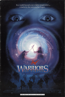 Warriors Of Virtue (1997) Poster