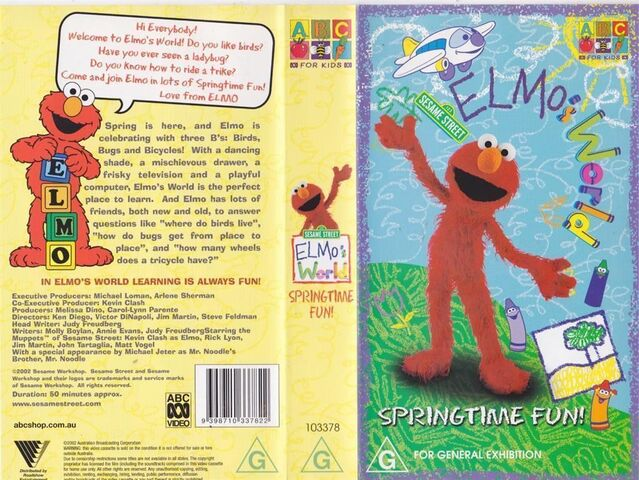File:Elmos world springtime fun australian vhs.jpg
