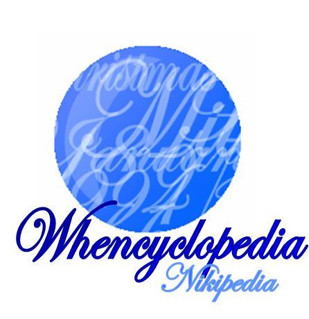 Whencyclopedia