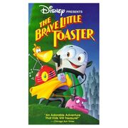 The brave little toaster vhs